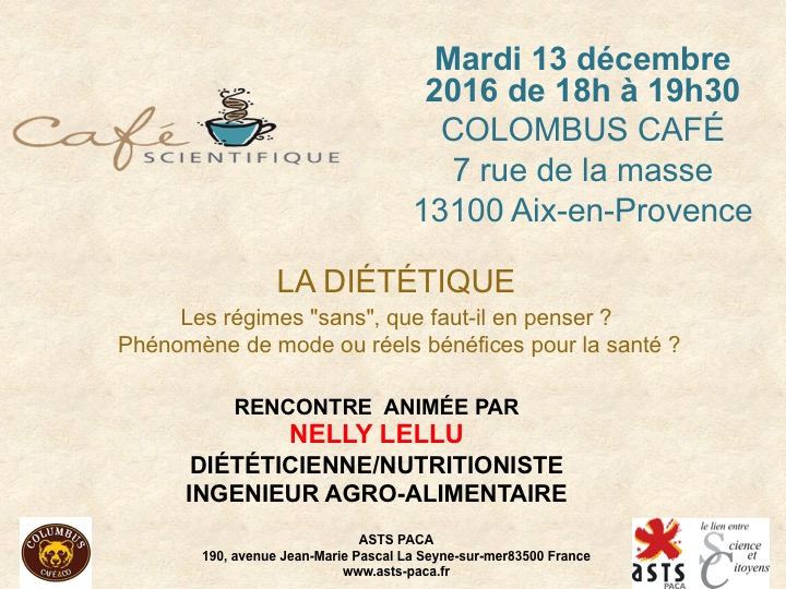 Cafe scientifique2017
